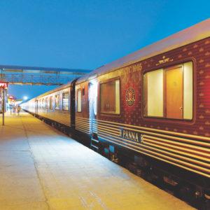 Trenes de lujo en India