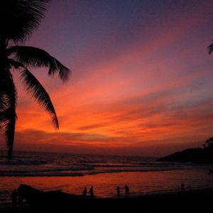 Canales y playas de Kerala