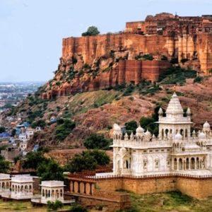 Mumbai, Rajastan y Taj