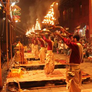 India Clásica – Varanasi