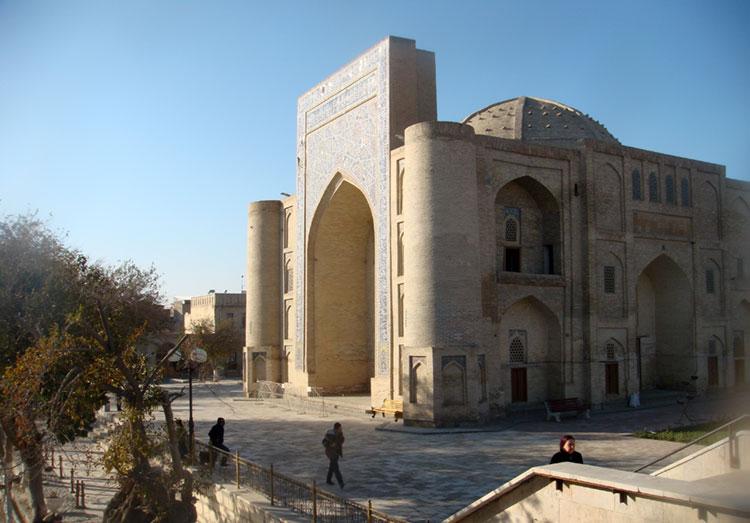 Esencias de Uzbekistán