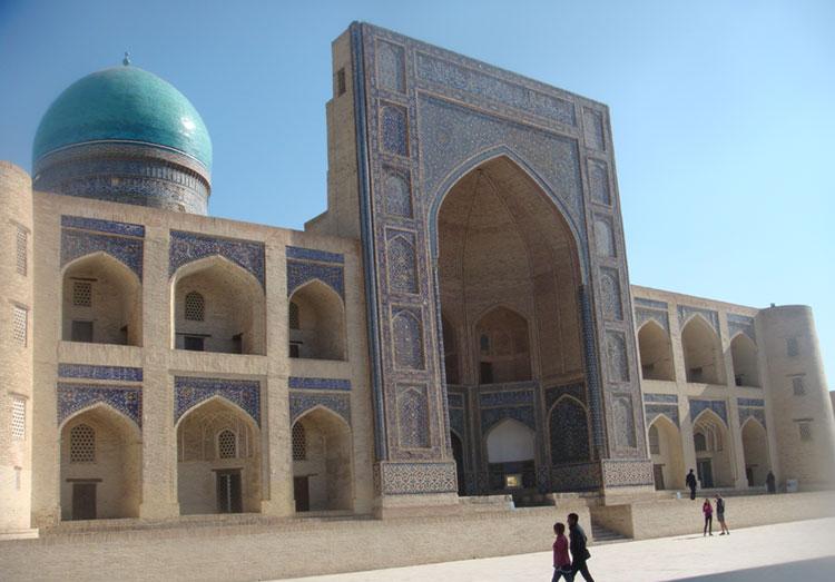 Esplendores de Uzbekistán